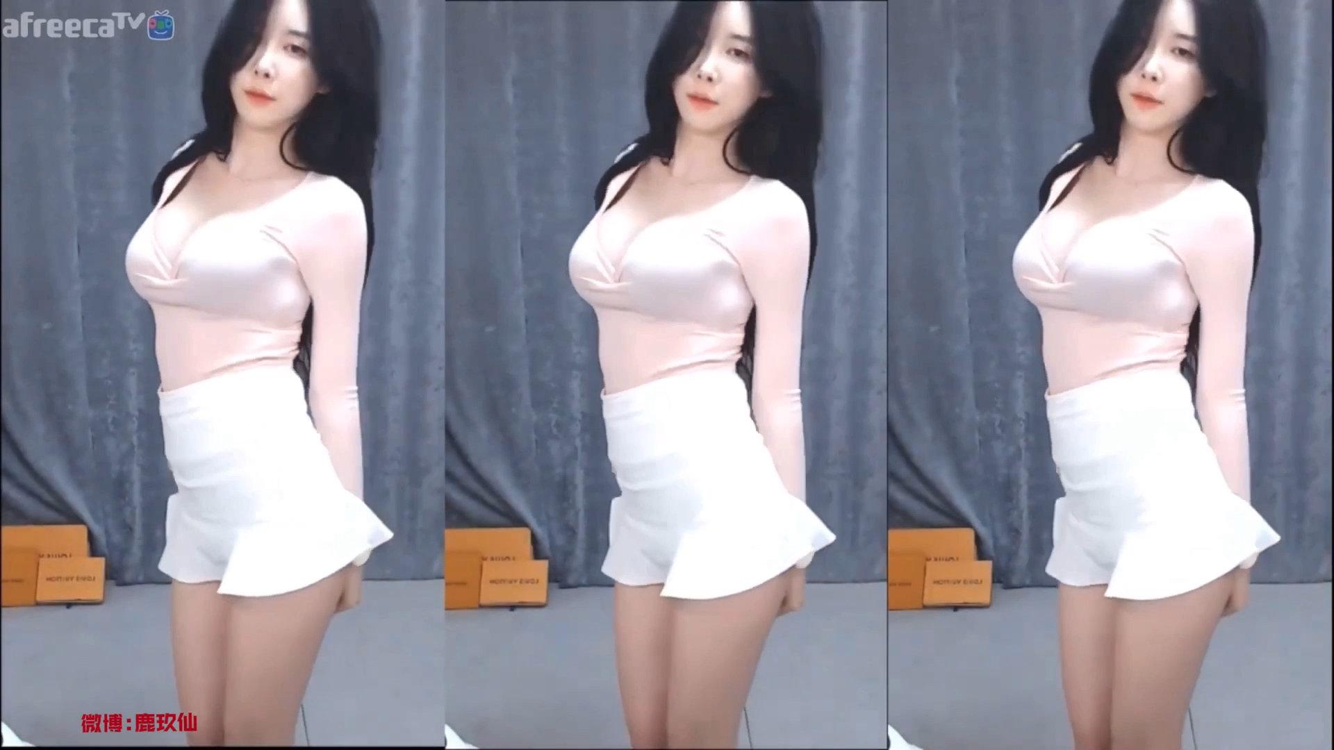 【AfreecaTV-赛拉】20200121韩国主播性感热舞 1录制视频