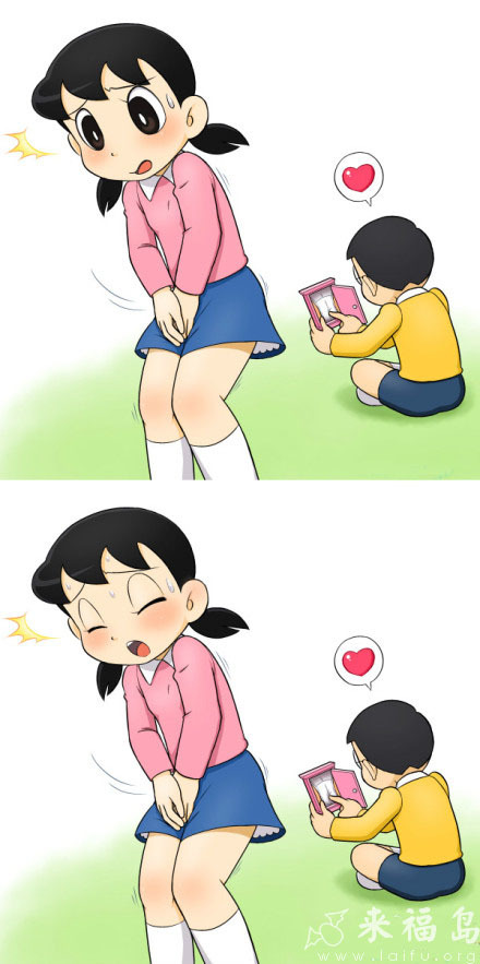哆啦A梦十八禁漫画