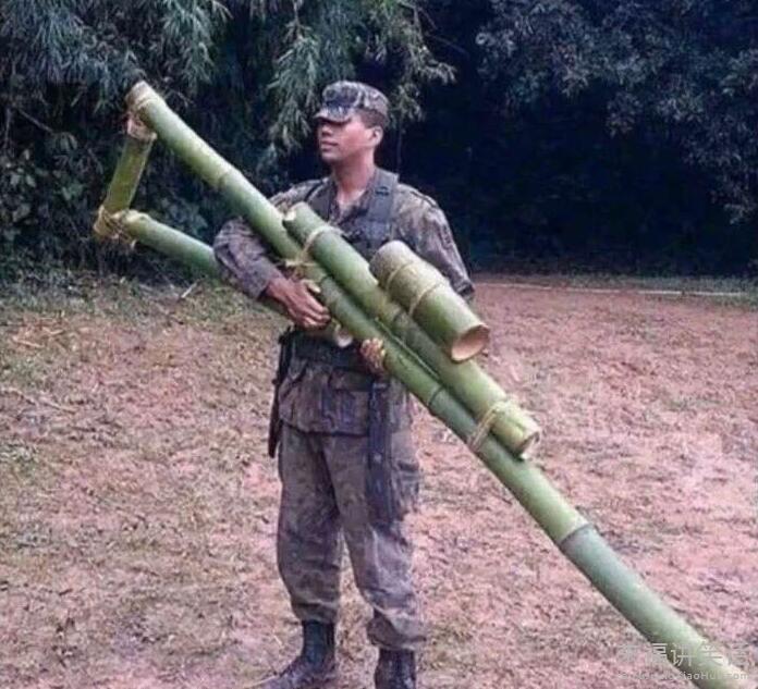 绿色环保可循环的反器材步枪