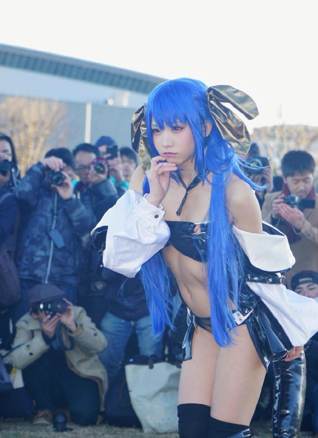 【Cosplay】cosplay动漫2020-11-12-小柚妹站