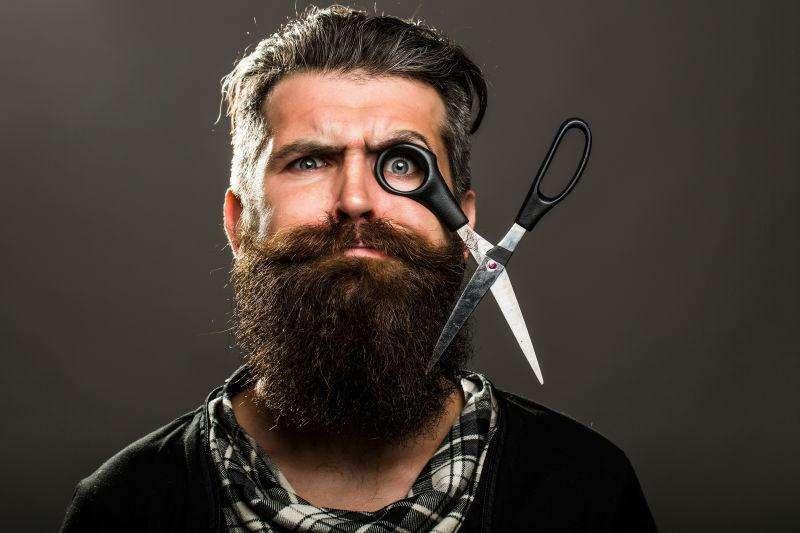 大胡子男很man?不过要小心胡子里面细菌可不少