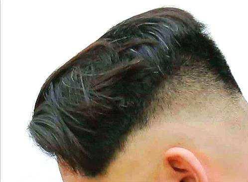 少白头的宅男们,学会这四招白发轻松变黑发