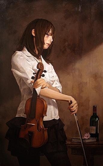 「专题图集」乐器-音乐的旋律-萌宅社|一个ACG资源基地、绅士之家Σ(゜ロ゜;)