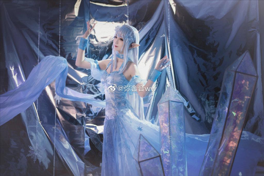 【cos正片】《Re:从零开始的异世界生活》爱蜜莉雅cosplay欣赏 cosplay-第9张