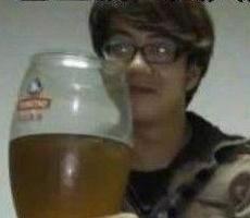 医生说一天只能喝一杯