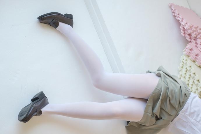 马尾白丝小姐姐 清纯丝袜