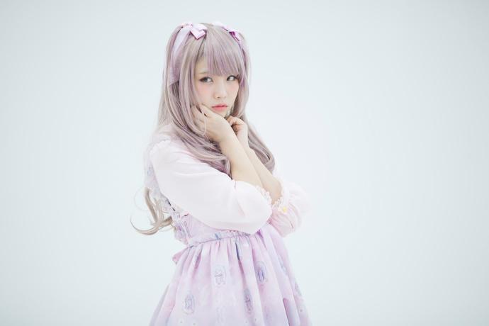 Pink 粉嫩小姐姐