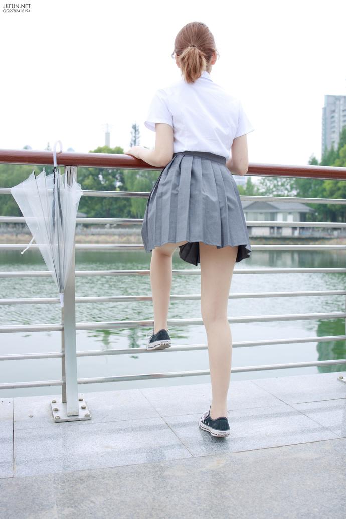白丝萝莉 jk 制服小可爱 清纯丝袜