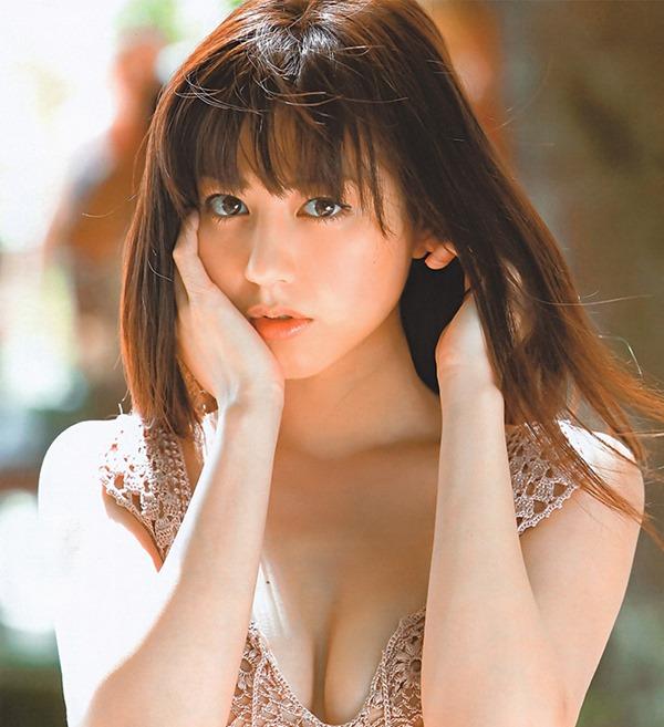 日本写真女优 美乳美女杉本有美