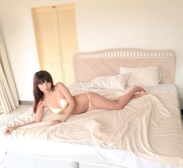 日本写真女优 古川真奈美