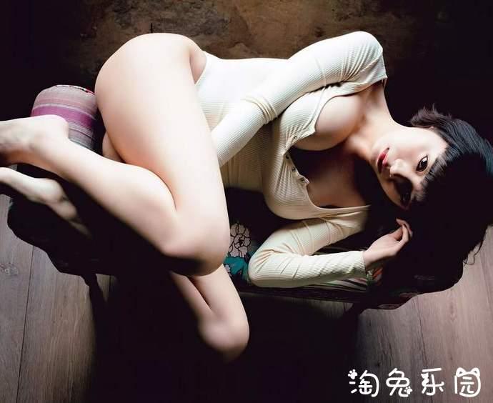 童颜巨乳的贞子电影女主池田依来沙最新写真照
