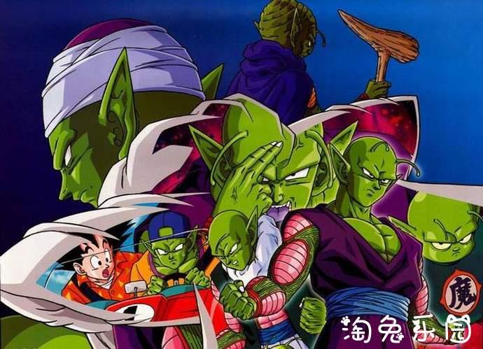 日本七龙珠漫画比克大魔王你可能不知道的10件事下篇