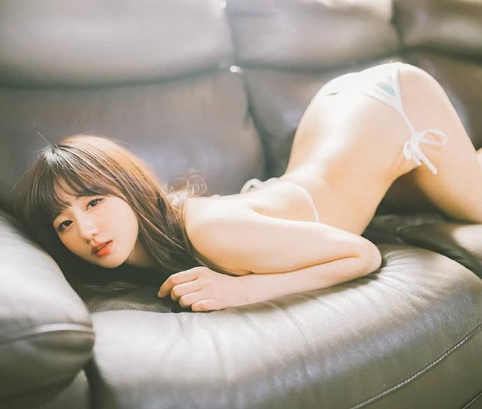 韩国美女模特韩智娜(한지나)艺术写真照片,保存下来当壁纸