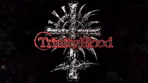 吸食吸血鬼血液的吸血鬼‧Trinity Blood 圣魔之血