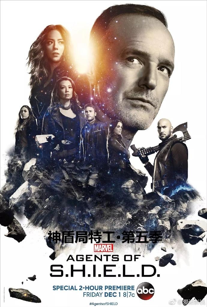 神盾局特工第五季[22集全].2017.HD720P.中英双字