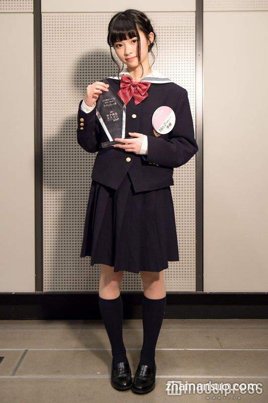 可爱女高中生【中森千寻】日本个人写真初露青涩美乳-宅男说