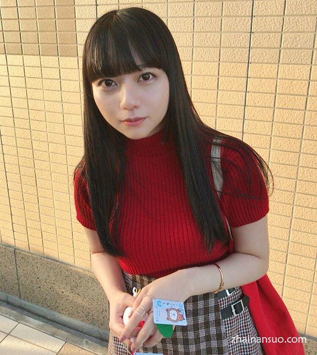 日本美少女《白雪里子》清纯外表掩盖不了风骚-宅男说
