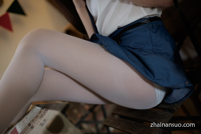 【妹子图】森萝财团[R15-021]无法忘记的白丝小女人