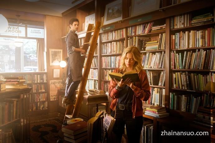 《安眠书店》爱到深处就是不要命 极致的爱就是青春-宅男说