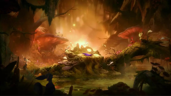 游戏新资讯:《奥日与黑暗森林》即将登陆Switch