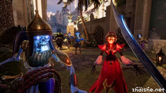《黄铜之城(City Of Brass)》:一部还需要继续加强的游戏 宅男游戏