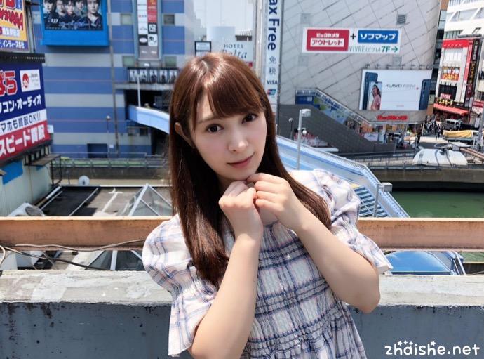 成宫莉香(成宫りか):激萌中法混血的清纯系女优 大人的世界