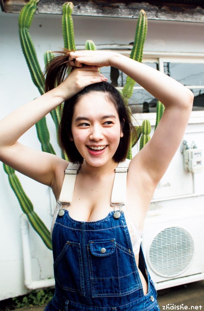 笕美和子:H罩杯混血《偶像妄想总选》冠军 7788