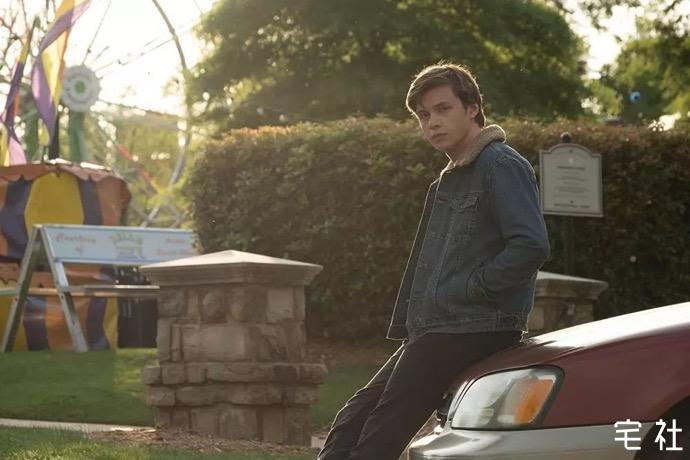 《爱你,西蒙》影史上第一部同性青春商业片 7788