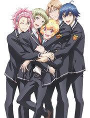 美男高校地球防卫部LOVE!第二季