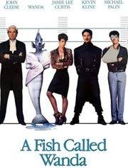 笨贼一箩筐/一条叫旺达的鱼