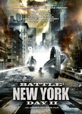 纽约之战第二天