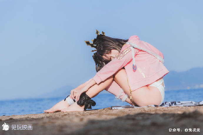 泳装凛(37p) 兔玩映画