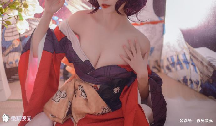 fate 葛饰北斋和玛修(42p) 兔玩映画