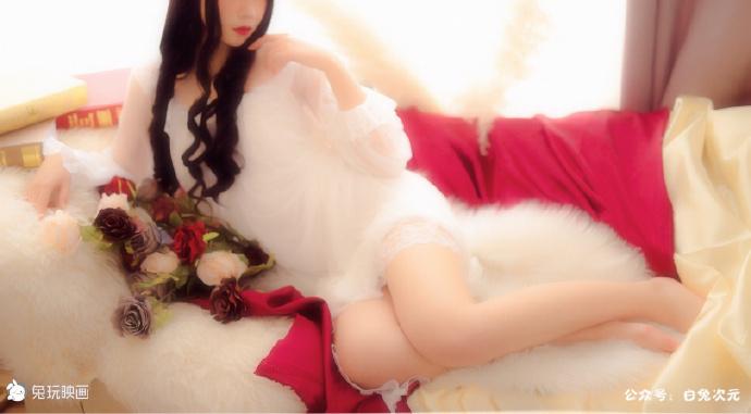 油画少女(33p) 兔玩映画