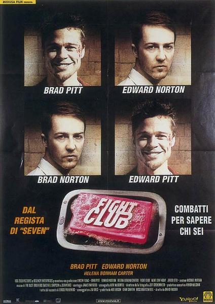搏击俱乐部 1999.HD720P 迅雷下载