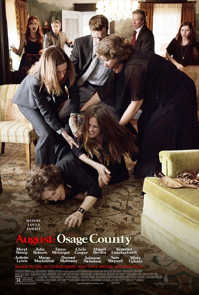 2013美国高分剧情《八月:奥色治郡》BD720P.中英双字