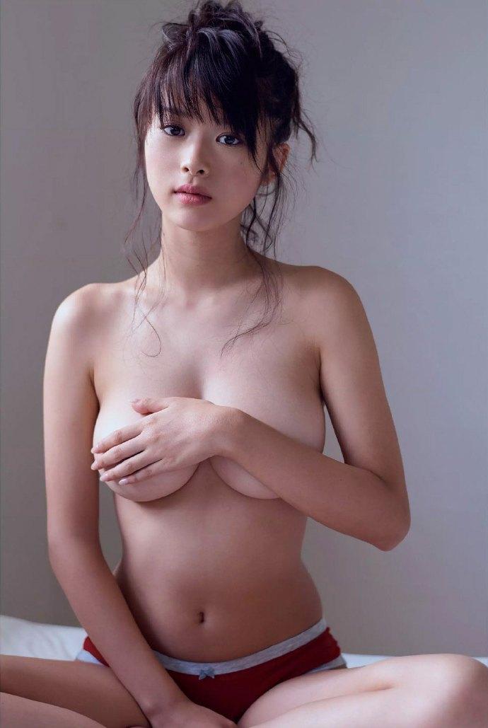 马场富美加 清纯与性感并存的火辣天使写真集《色っぽょ》 李毅吧福利 图3
