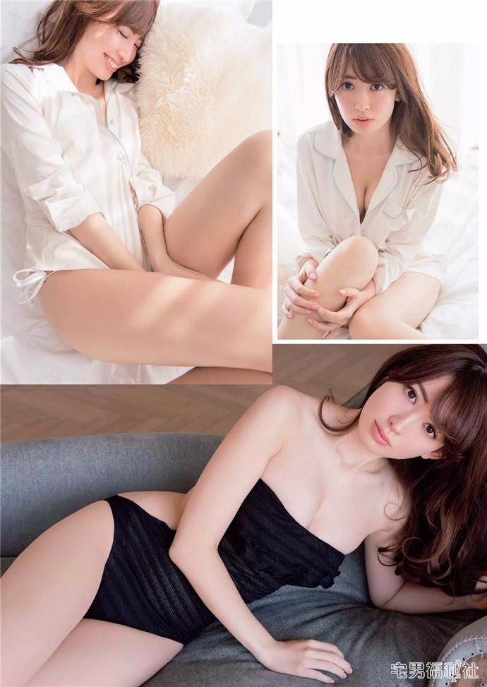 以小嶋阳菜为代表的男女通吃的次世代极品写真美女 深夜老司机 图2