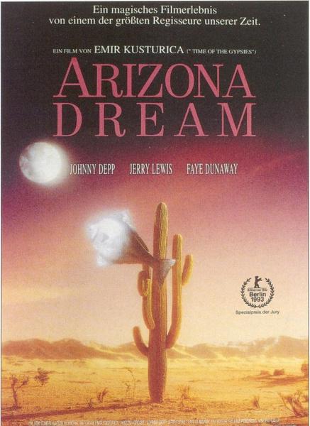 1993约翰尼德普高分奇幻《亚利桑那之梦》BD720P.中文字幕