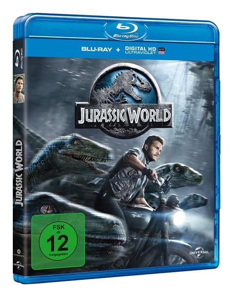 2015科幻冒险《侏罗纪世界/侏罗纪公园4》BD1080P.国英双语.中英双字