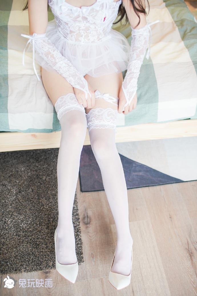 婚纱白丝(38P) 兔玩映画