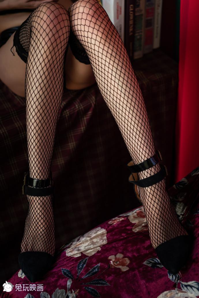 高跟网袜(40P) 兔玩映画