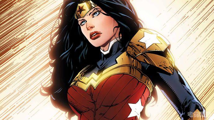 神奇女侠:DC三巨头中唯一的女性,一个值得纪念的里程碑