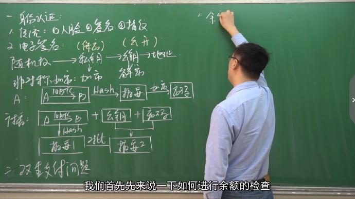 李永乐老师讲比特币 区块链到底是怎么运作的