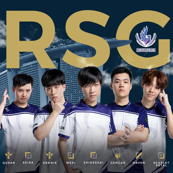 [PCS联赛队伍] 战队特点[英雄联盟]东南亚战队