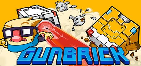 [砖形枪] Gunbrick好玩吗 价格多少 最新评测
