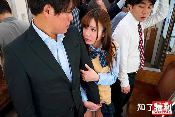 SSNI-487:敏感制服少女「坂道美琉」电车上主动出击挑逗乘客