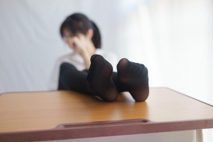 黑丝小萝莉足控嘴子 清纯丝袜