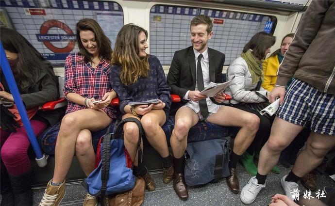光腿节是什么鬼,为什么大家都露着内裤?