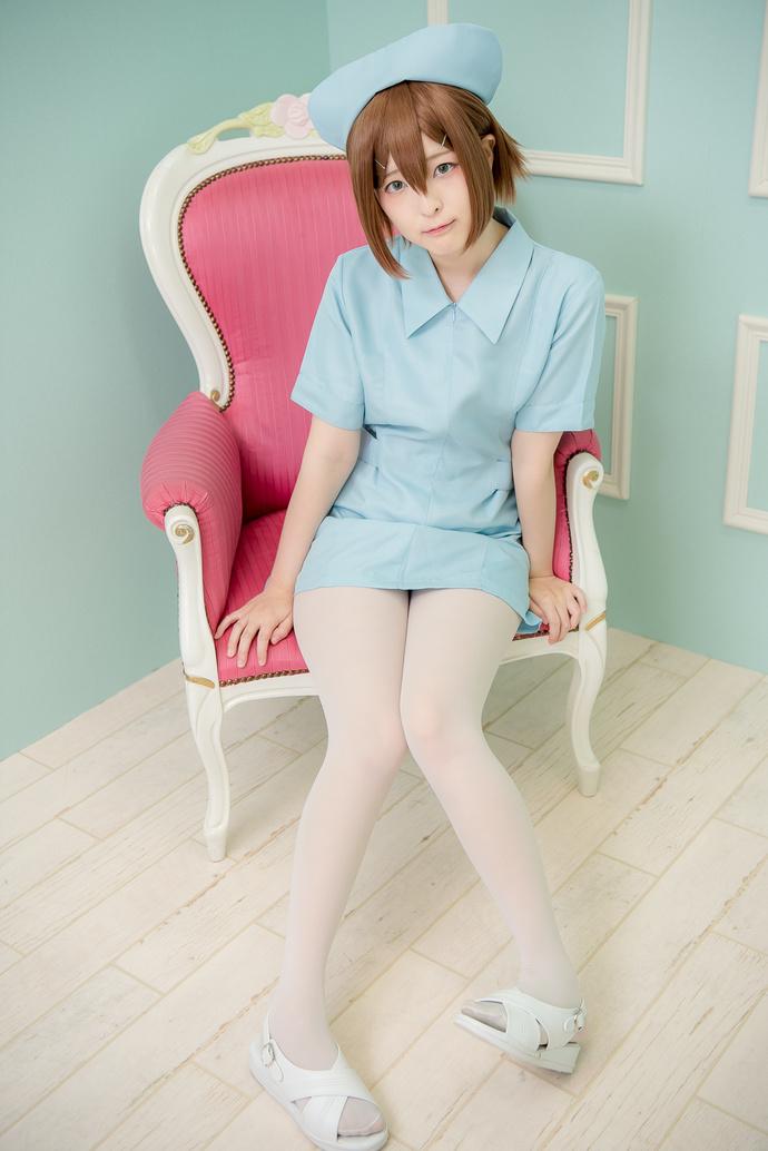 来了个实习的小护士 中日妹子